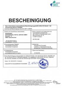 BioZertifikat