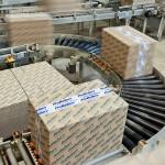 Automatisierte Verarbeitung im ProReServ Logistikzentrum
